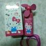 (特價)KT45th_迷你安全風扇 kitty 玩具