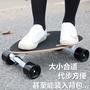 PiD 甲殼蟲迷你小滑板 瓜子板四輪滑板成人男女兒童代步刷街滑板車