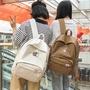 SPAO We Bare Bears Bags Casual Women Backpacks School Bag Bear Bag