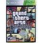 XBOX360遊戲 俠盜獵車手 聖安地列斯 Grand Theft Auto 英文版【魔力電玩】
