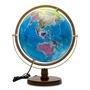 免運可刷卡 Seojeon Globe LED 中英文星座行政地球儀 12吋 好市多 商品編號:#121834
