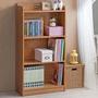 【全館免運】組合傢俱 BQ-RO126D 蘿蕬莉大三格兒童櫃/置物櫃/收納櫃/書櫃