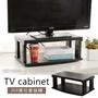 Buyjm 簡約旋轉開放式電視櫃 電視架 增高架 書架 收納架 置物架 TV012