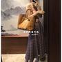精品*MCM*專柜正品18款子母包單肩包雙面兩用購物包袋托特包