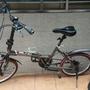 折疊腳踏車.二手,好騎