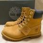 二手 Timberland 黃靴