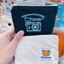 實拍現貨 拉拉熊零錢包 耳機包 懶懶熊零錢包 可愛 相機 不用等 帆布 拉拉熊韓國正版