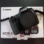 Canon EOS 6D 佳能原廠 公司貨 二手 中古 全幅2020萬像素