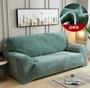 冬法蘭絨沙發套沙發罩【RS Home】最新45款沙發罩彈性沙發套沙發墊北歐工業床墊保潔墊彈簧床折疊沙發 [送抱枕套]