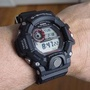 Authentic Brand New Casio G-Shock RANGEMAN Master Of G GW9400-3 GW9400 GW9400 Men's Military Camouflage Black Watch Triple-Sensor