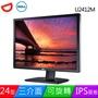 DELL 戴爾 U2412M 24吋 IPS寬液晶螢幕顯示器/3年保固