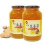 《免運費》【Miss Hani】韓國原裝進口蜂蜜生薑茶1000g_2瓶組(實品拍攝照)