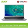 Acer Swift 3 (SF314-54-555Z) Thin & Light Laptop with Optane Memory (14