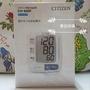 現貨 日本帶回 CITIZEN 手環式血壓計 血壓機 輕便型
