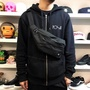 【 K.F.M 】VANS WARD CROSS BODY BLACK 腰包 CORDURA 抗撕裂尼龍 黑色