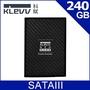 KLEVV 科賦 NEO N400 240GB 2.5吋 SATAIII 7mm固態硬碟