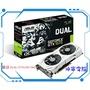 華碩 DUAL-GTX1070-O8G 顯示卡1050.1060.1080