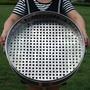 蒸饅頭的蒸籠商用50cm粉蒸肉蒸餃子蒸包子蒸籠不銹鋼大蒸籠特大號