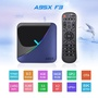 2020最新8K A95X F3 晶晨S905X3  4G/64G  USB3.0 雙頻WiFi+藍芽 電視盒