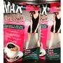 泰國MAX Curve防彈美白減肥咖啡(10包入)多件優惠唷!超便宜了!(泰國連線中,目前缺貨中需等待