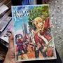 A2區二手書,英雄傳說閃之軌跡繁體中文版初回特典,全彩設定集