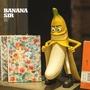 惡搞朋友生日送禮首選❤️正版❤️Banana.Sir香蕉先生🍌救救香蕉農邪惡的香蕉模型 洗髮精 🙈