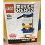 大安區可面交 全新 現貨 正版 LEGO 40377 唐老鴨 大頭系列