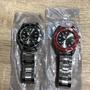 Pairx水鬼錶(黑、紅)防水 流行 時尚