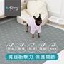 【dfang】韓國迪邦寵物降溫遊戲地墊-現代三角 耐刮靜音