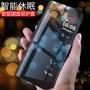 三星S7edge手机壳三星s6edge曲面G9350保护套s6翻盖式galaxy s7原装智能皮套镜面