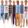 《部分現貨中》芭比 時尚達人 肯尼 barbie fashionistas Ken doll 芭比男友