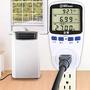 速[抓出耗電元兇] MS 神奇多功能電力電費監控器(瓦特計/功率計/電流計 110V)