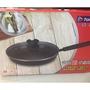 愛佳寶碳鋼不沾覆底平煎鍋