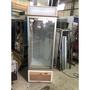 二手單門玻璃展示冷凍冰箱【巷仔口冷凍設備】