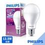 PHILIPS飛利浦 13.5W LED 燈泡 舒視光護眼 白/黃光