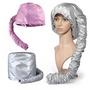 暖風焗油帽 電吹風加熱帽 超實用安全美髮護發帽子