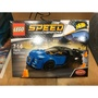 LEGO 75878 SPEED 系列 Bugatti Chiron