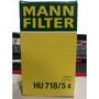 『油工廠』MANN 油芯 HU 718/5x 賓士 S350 E350 C300 機油芯 機油濾芯