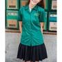 北一女 成套制服 小綠綠 台灣製 手工 訂做制服 勝利組