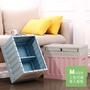 [現貨免運]Mr.Box北歐風貨櫃收納箱 收納櫃 組合椅(中款) 三色可選 E&J【024037】
