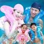 正品 泳樂寶三代 S型游泳圈