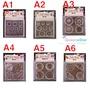 日本直送PADICO黏土模型/透明軟模/黏土工具/黏土模具/滴膠 UV膠