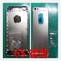 Iphone 6 - 7 plus  後殼 中框 手機鋁殼 自行 DIY 摔機 犁田撞凹 變形 修理 零件