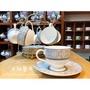 【吉翔餐具】Royal Duke皇家公爵 冰菱 骨瓷咖啡杯組 6客 附杯架 附盒裝 英國品牌 百貨專櫃 獨家優惠價