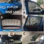 (小鳥的店)豐田 2019 RAV-4 RAV4 5代 專車專用 汽車隔熱板 遮陽簾 吸磁式 蚊帳 露營 徐府