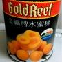 水蜜桃罐頭(825公克)