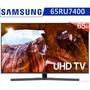 《九成新》SAMSUNG三星 65吋 4K UHD連網液晶電視 UA65RU7400WXZW