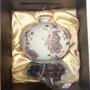 臺華窯 彩繪瓷瓶