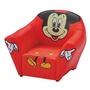 便宜家具特賣~~降價優惠 ~沙發系列~SB412-5 皮製小沙發(A637米奇紅)
