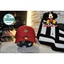 New Era x Disney Mickey Mouse Chinese New Year米老鼠中國新年紀念紅色鴨舌帽